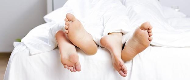 Parasomias sexuales