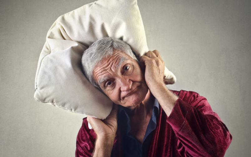 insomnio y vejez