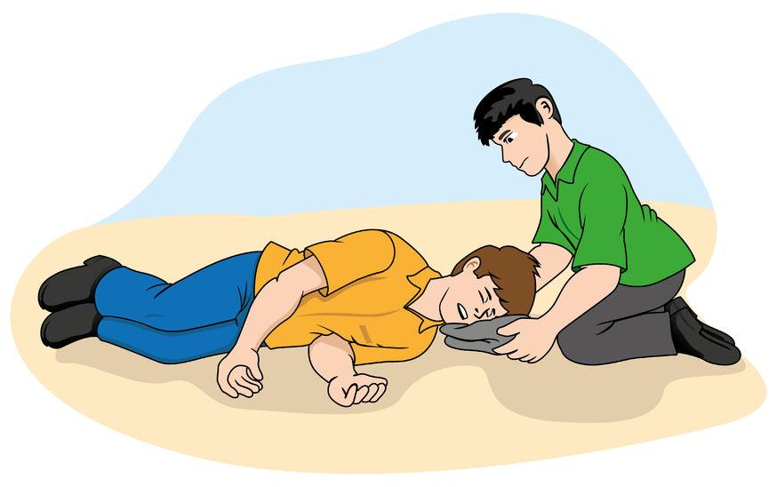 persona inconsciente, epilepsia, primeros auxilios