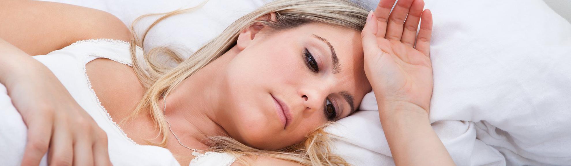 dificultad para dormir y micción frecuente