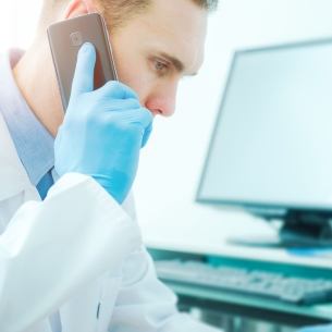 doctor, consulta, online, coronavirus